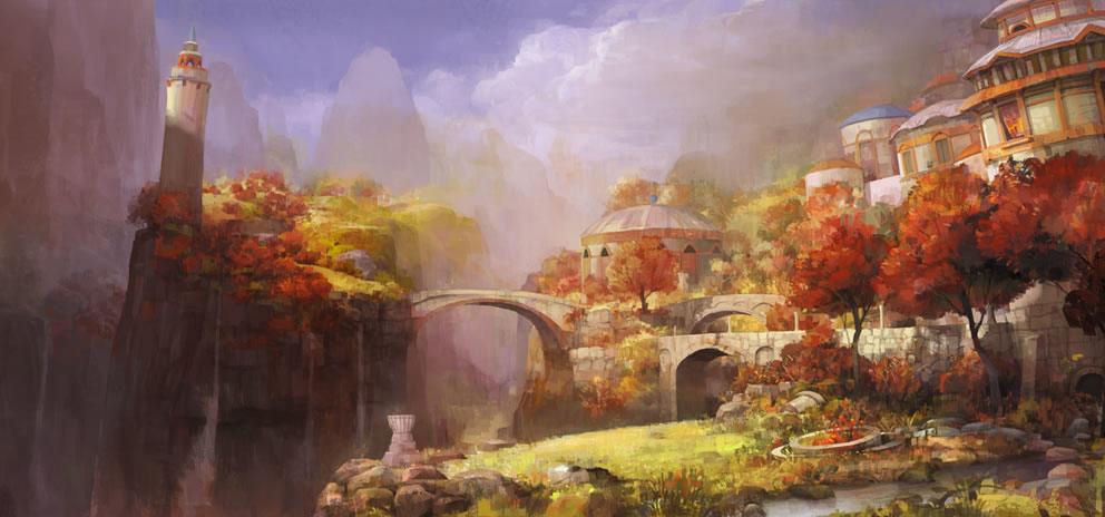 Il Ponte dei Miracoli di Enjavai Jrelvar