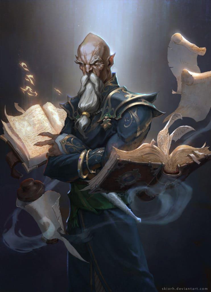 Guardiano di Zaffiro - Concept